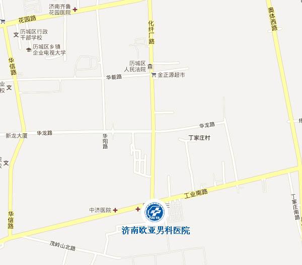 贵州最好的男科医院之一-兴义阳光男科医院来院路线